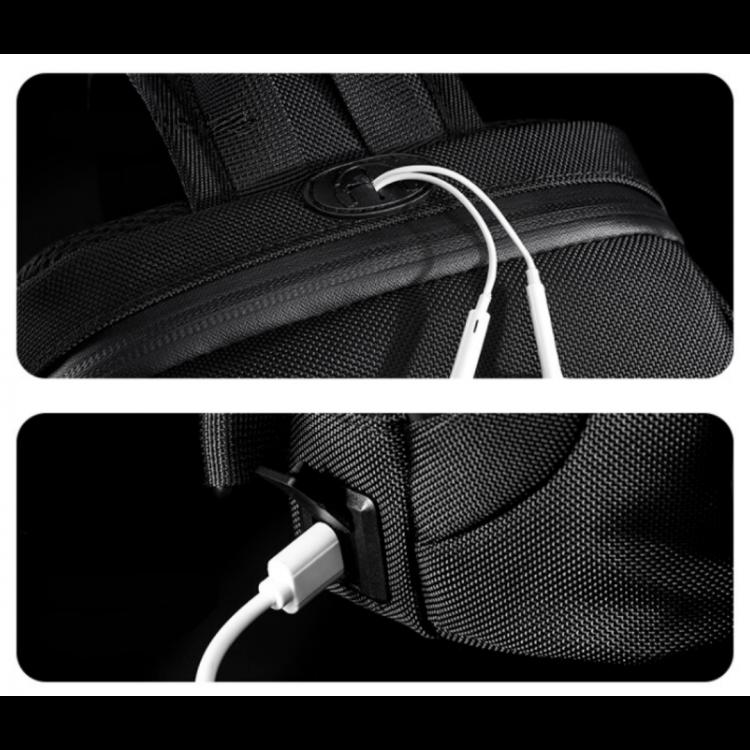 connectique du sac