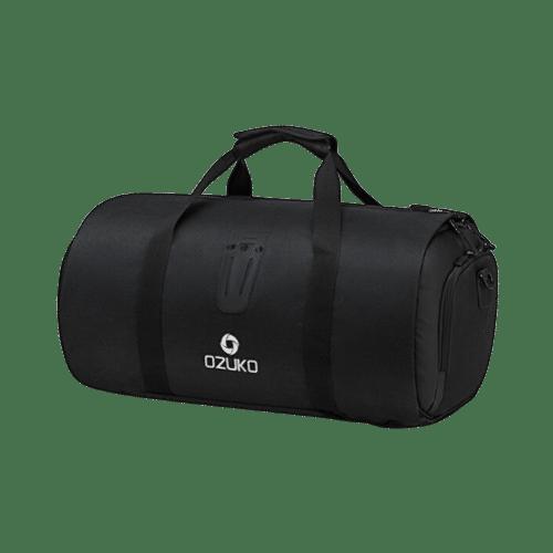 sac de voyage noir ozuko