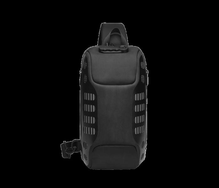 sac bandoulière ozuko noir