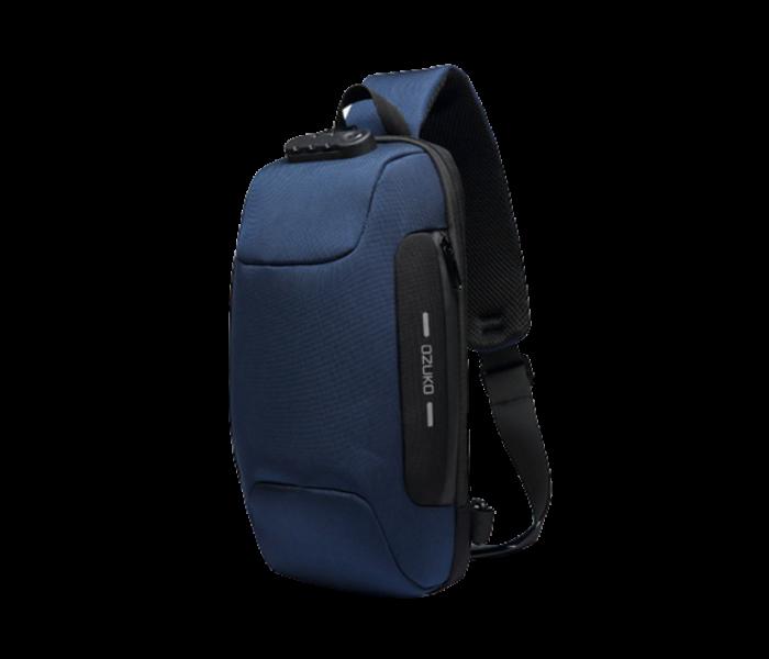 sac bleue sans bande