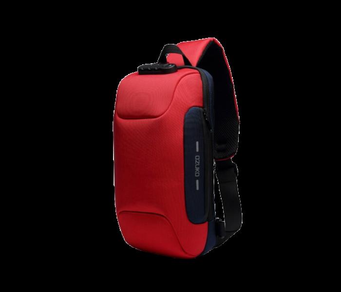 sac rouge sans bande
